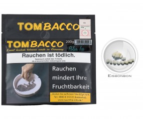 Tombacco Tabak 200g - Polar Ice