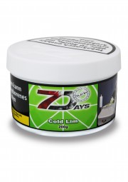 7Days Platin - Cold Lim 200g