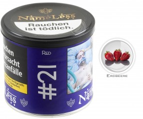 NameLess Tabak 200g - #21 Red