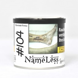 NameLess Special Edition 200g - #104 Sucker Punch