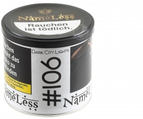 NameLess Special Edition 200g - #106 Dark City Lights