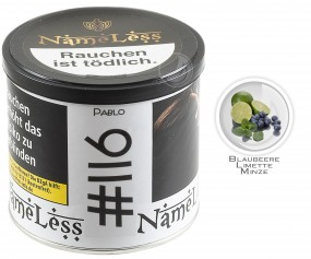 NameLess Special Edition 200g - #116 Pablo