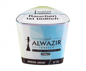 Al Wazir Tabak 250g - No. 15 Spring Break