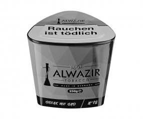 Al Wazir Tabak 250g - No. 18 Break Me Bad