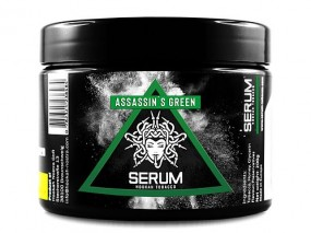 Serum Tobacco 200g - Assassin´s Green