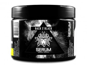 Serum Tobacco 200g - Back 2 Black