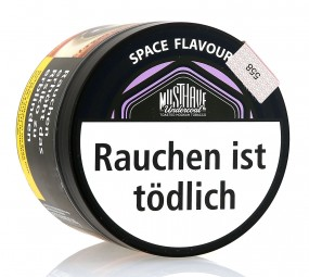 Musthave Space Flavour Shisha Tabak 200g