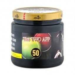 Adalya Tabak The TWO App 50 (Dose 1kg / 1000g)