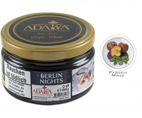 Adalya Tabak Berlin Nights (Dose 200g)