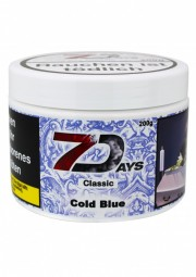 7Days Classic - Cold Blue (Dose 200g)