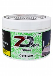 7Days Classic - Cold Lim (Dose 200g)