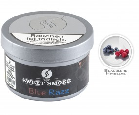 Sweet Smoke 200g - Blue Razz