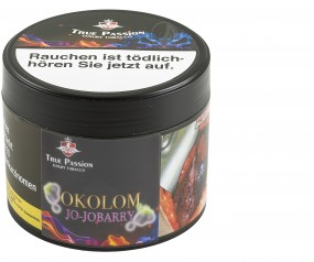 True Passion Tobacco 200g - Okolom Jo-Jobarry