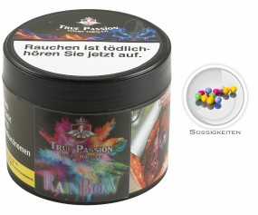 True Passion Tobacco 200g - Rainbow