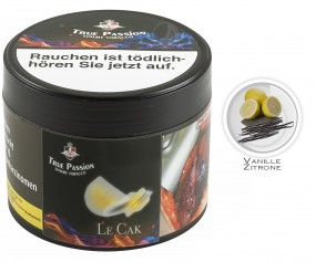True Passion Tobacco 200g - Le Cak