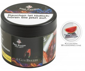 True Passion Tobacco 200g - 6GB