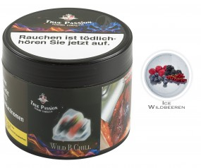 True Passion Tobacco 200g - Zuuu Wild