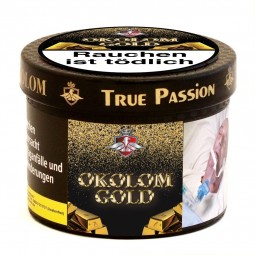 True Passion Tobacco 200g - Okolom Gold