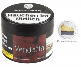 Anonymous Tobacco Vendetta (200g)