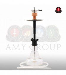 Amy Big Cloud Rainbow - clear - RS black powder