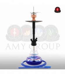 Amy Big Cloud Rainbow - blue - RS black powder