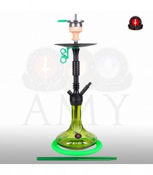 Amy Alu Claw 085.01 - green - RS black