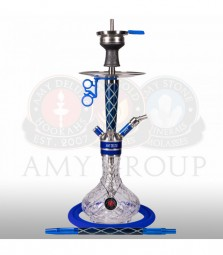Amy X-Ray S 102.02 - blue clear