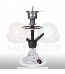 Amy Alu Brilli S 107.03 - black powder clear
