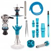Smokah Shisha Jump 2.0 Medium - Skyblue Glow