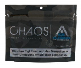 Chaos Tobacco - Iceplosion - 100g