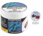 Rocket Star Tabak - Blue Rasp Ber 200g