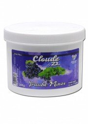 Cloudz by 7Days Dampfsteine - Traube Minze - 200g