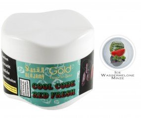 Al Ajamy Gold Cool Code Red Fresh (200g)