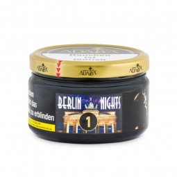 Adalya Tabak Berlin Nights 01 200g