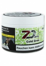 7Days - Cold Gree (Dose 200g)