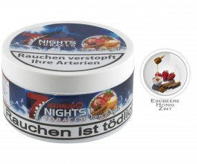 7 Nights Tobacco Home 2 Night - 200g