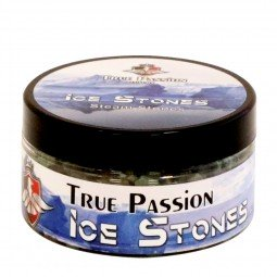 True Passion Dampfsteine 120g - Ice