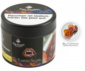 True Passion Tobacco 200g - Vampire Nights