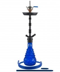 4-Stars 640D - 70 cm - blue - RS black powder