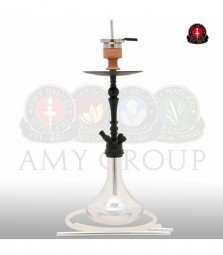 Amy Deluxe Globe R - clear - RS black powder