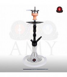 AMY Alu Lima S 069.02 - black powder clear