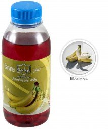 Al Waha Molasses Mix - Banana - 250ml