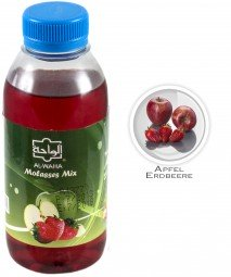 Al Waha Molasses Mix - Apple & Strawberry - 250ml