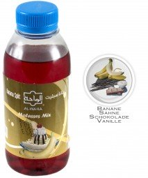 Al Waha Molasses Mix - Banana Split - 250ml