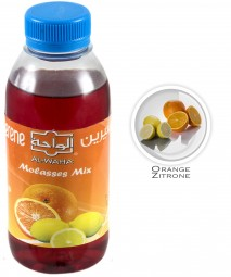Al Waha Molasses Mix - Serene - 250ml