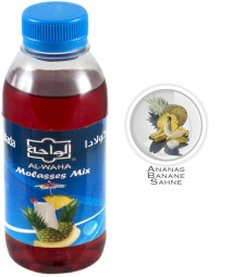 Al Waha Molasses Mix - Pina Colada - 250ml