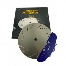 Alligator Brake Kohleteller - Blau